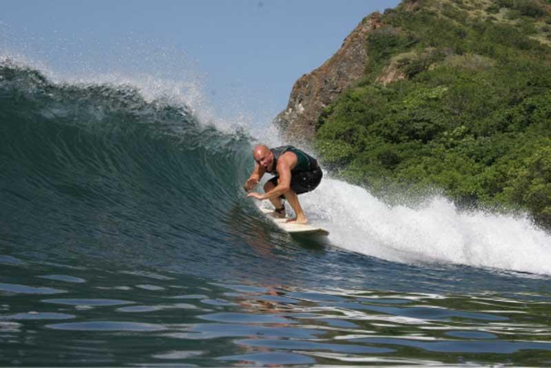 Surfing ollies point papagayo gulf costa rica sport for Costa rica fishing calendar