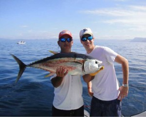 Papagayo Sport Fishing Charter Rates